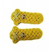 Buy cheap General's Gold Twist Shoulder Cords from wholesalers