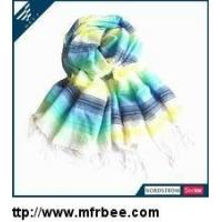 Wholesale Strips Scarf from china suppliers