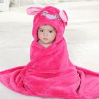 China Hooded Blanket for Kids on sale