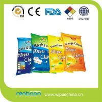 Wholesale Glass/Furniture/Orange Cleaner Wipes from china suppliers