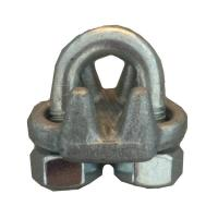 Wholesale Stainless Steel US Type Forged Wire Rope Clips from china suppliers