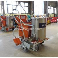 Buy cheap Handheld Marking Line Thermoplastic Paint Road Machine from wholesalers