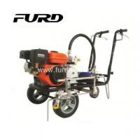 Buy cheap Hand Push Cold Spray Road Line Marking Machine from wholesalers