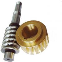 China Worm Shaft and Worm Gear on sale
