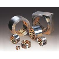 Wholesale JDB-4 steel copper inlaid self-lubricating bearing from china suppliers