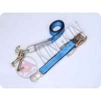 """Wholesale 2""""x8' Tie Down Strap with Flat Snap Hook & RTJ Cluster KTS103 from china suppliers"""