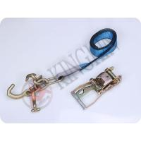 Wholesale Cluster Hook 9ft Strap w Snap Hook Ratchet Handle KTS102 from china suppliers