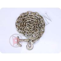 """Wholesale G70 5/16""""x8' Tow Chain Auto Transport T-J Hook Grab Hook Open End KTC010 from china suppliers"""