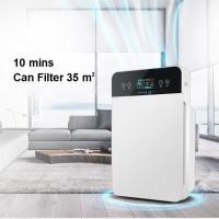 Wholesale PM2.5 Detection Smart Model Antiallergic Air Purifier from china suppliers