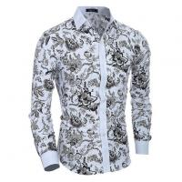 Wholesale Printed Shirts for Men from china suppliers
