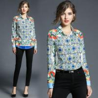 China Women Silk Shirt on sale