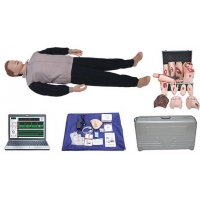 Buy cheap HL/CPR800 Advanced CPR&Trauma Manikin(computer-controlled) from wholesalers