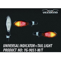 Buy cheap Universal Mini/Micro Indicator YG-9051LED-W/T from wholesalers
