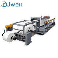 Buy cheap Roll to sheet Paper sheeting machine from wholesalers