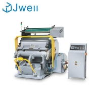 Buy cheap TYMB Manual die cutting machine with foil attachment from wholesalers