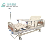 Buy cheap Medical Two Crank Medical Bed from wholesalers