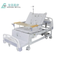 Buy cheap Electric Muti-function ABS Headboard and footboard Medical Bed from wholesalers