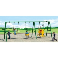 Buy cheap Multiplayer Swings Set for Sale - Outside Play Kids Baby Todd from wholesalers