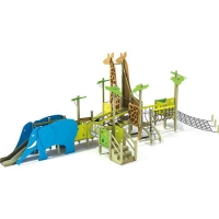 Buy cheap Multifunctional Animal Combination Slide Manufacturers Wholesale from wholesalers