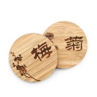 Wholesale Laser Engraving Coaster from china suppliers
