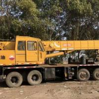Buy cheap USED HYDRAULIC JAPAN MOBILE CRANE KATO 40TON from wholesalers