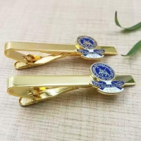 Wholesale Custom logo Design Tie Clip $1.78 to $2.89 from china suppliers