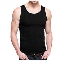 Wholesale Fitness Clothing Mens Tank Top Vest Men Blank Tank Tops from china suppliers