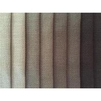 Buy cheap Sofa fabric Flat dyed fabric from wholesalers