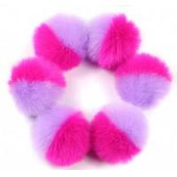 Buy cheap Fur pom pom ball for garment shoes gifts accessories from wholesalers