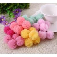 Buy cheap Mesh pom pom for fashion trends children garments from wholesalers