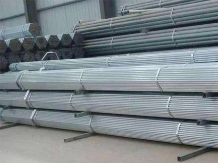 China Greenhouse steel pipe