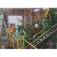 Recycled Material Processing Equipment Disposal of Building Scraps