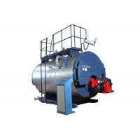 Horizontal Gas Fired Steam Boilers
