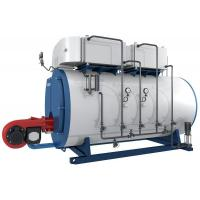 Wholesale WNS Integral Gas or Oil Fire Tube Condensing Steam Boilers from china suppliers
