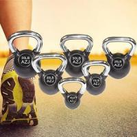 Wholesale Gym Use Fitness Exercise Kettlebell from china suppliers