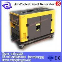 Wholesale 6KW Air Cooled Sileny type Diesel Generator with Welding from china suppliers