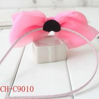 Wholesale CH-C9010 Korean style lovely bow-tie hairband Eco-friendly hair hoop from china suppliers