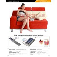 China Professional Beauty&Slimming Product 36V Far Infrared Slimming Belt on sale