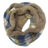 Wholesale Plaid Fleece Scarf from china suppliers