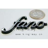 Buy cheap Plastic nameplate from wholesalers
