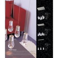 Buy cheap glass lamp 1025 series from wholesalers