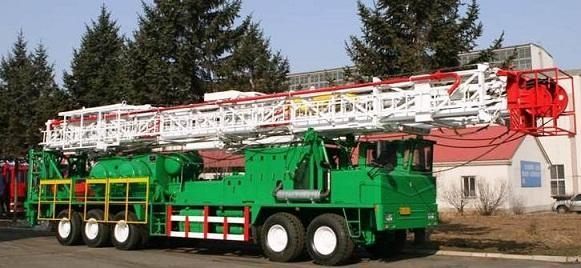 Quality Workover Rig (Hoist) with Double Drum for sale