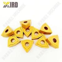 Buy cheap WNMG 080408 CNC Carbide Turning tools Inserts for cnc lathe from wholesalers