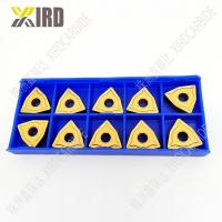 Buy cheap Cemented Carbide Turning Inserts WNMG080408 for lathe tool from wholesalers
