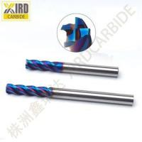 Buy cheap low cost and high quality Corner Radius end mills for CNC milling machine from wholesalers