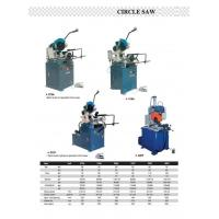 Buy cheap SEMI-AUTO AIR OPERATED DISK SAW MACHINING CENTER from wholesalers