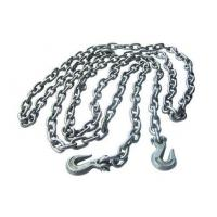 Buy cheap CHAINS WITH CLEVIS/EYE GRAB HOOKS ON BOTH END from wholesalers