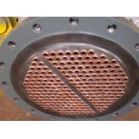 Buy cheap Copper tube heat exchanger from wholesalers