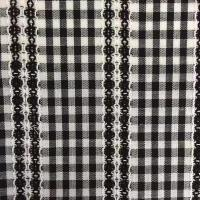 Buy cheap 069 full cotton yarn-dyed doup shaft fabric 40+40/X40 100x68usd.1.97/yd from wholesalers
