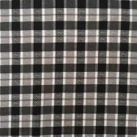 Buy cheap 098 full cotton yarn-dyed jacquard fabric40X40 90X74usd1.59/yd from wholesalers